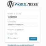 Wordpress, truco para recuperar contraseña admin desde phpMyAdmin