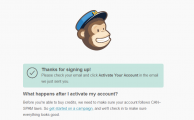 Mailchimp: Crea una campaña de mail marketing en 10 minutos
