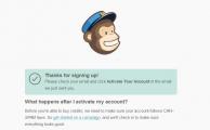 Mailchimp: Crea una campaña de mail marketing en 10 minutos